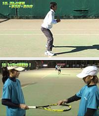 倉林愛一郎のテニス・ジュニア選手育成プログラム
